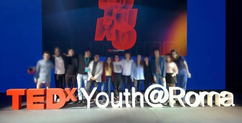 Lettere per TEDX Youth Roma