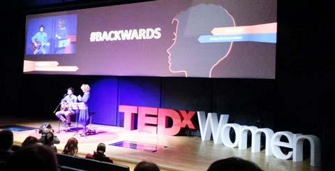 Lettere per TEDX Women