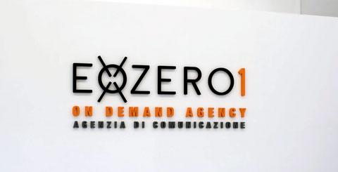 Logo per parete ufficio